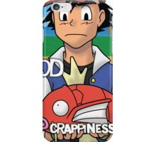 Old Rod - Crapiness iPhone Case/Skin