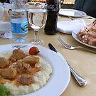 Sultan's Kebab by Anita Donohoe