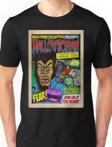 Hallowscream! 2014 Front Cover (official) Unisex T-Shirt