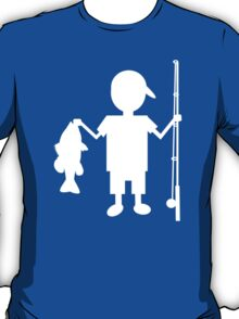 The Reel Boy T-Shirt
