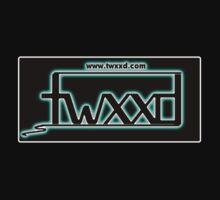 twxxd Webcomic Logo by BrandonKO
