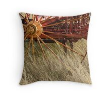 cultivator Throw Pillow