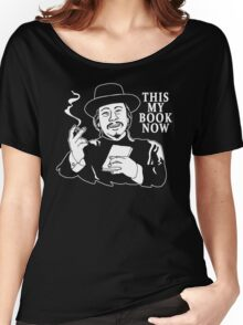 The Knick - This My Book Now Women's Relaxed Fit T-Shirt