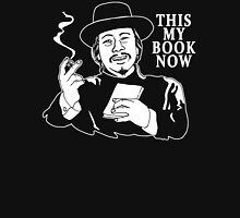 The Knick - This My Book Now Unisex T-Shirt