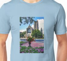Church of St. Mary & St. Paul in Summer Unisex T-Shirt