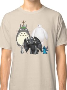 Animated Cute Classic T-Shirt