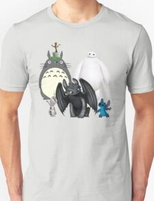 Animated Cute T-Shirt