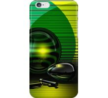 Nocturne in Green and Gold iPhone Case/Skin