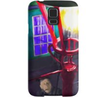 Let There Be Gaslight Samsung Galaxy Case/Skin
