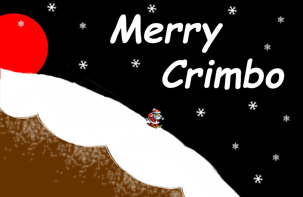Merry Crimbo by SNAPPYDAVE