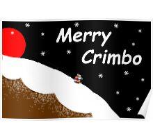 Merry Crimbo Poster