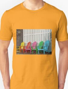 Beach Chairs T-Shirt