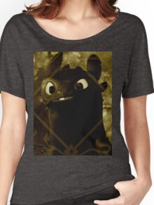 Toothless the night fury Women's Relaxed Fit T-Shirt