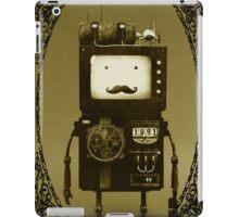 Steampunk B-MO Adventure time.  iPad Case/Skin