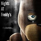 Five Night's At Freddy's: Freddy - Poster by csrodriguezCG