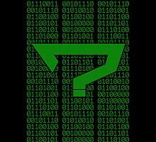 Riddler's Binary by Mautoncman