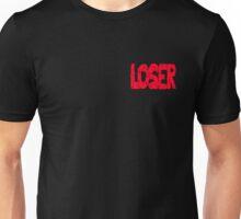 I'm a loser - Pocket Unisex T-Shirt