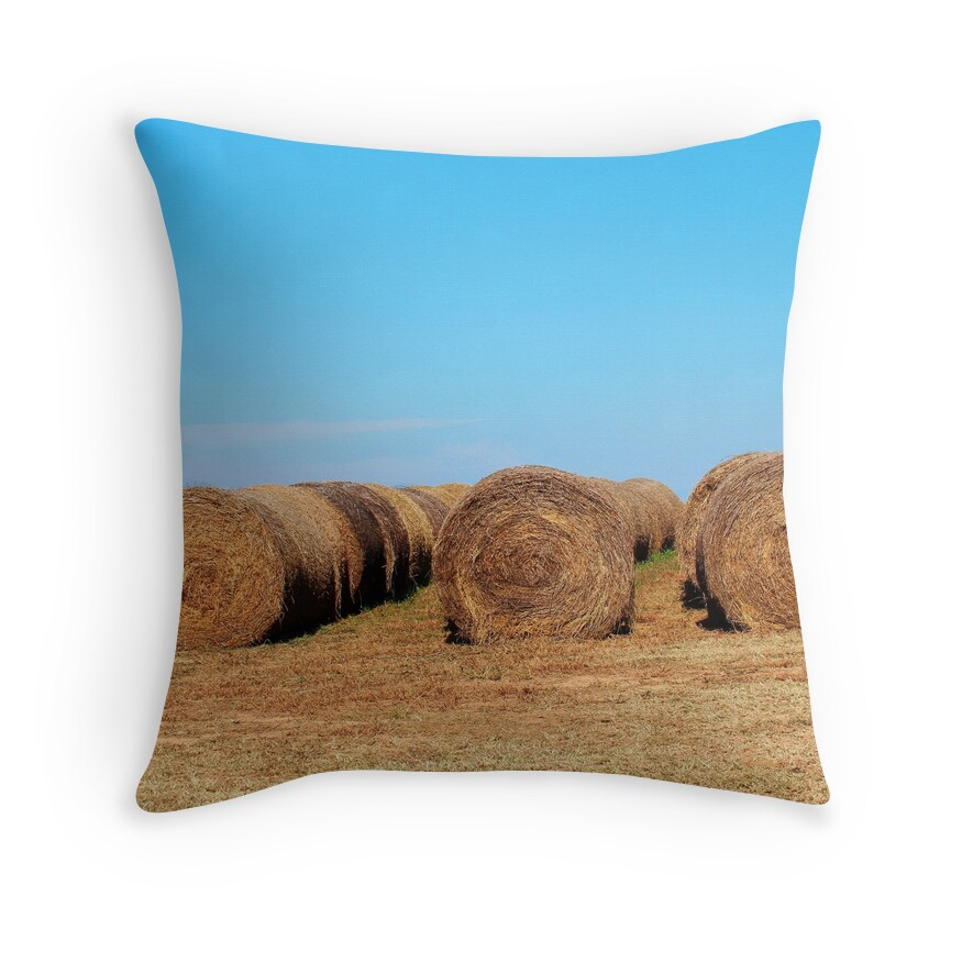 Throw Pillow Round :