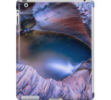 Flowing Crater iPad Case/Skin