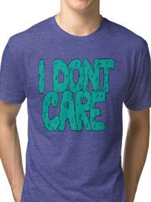 IDC - Blue Tri-blend T-Shirt