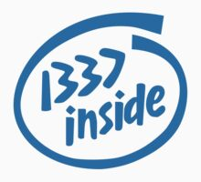 1337 Inside by tuliptreetees