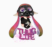 Squid AND a Kid -Pink- T-Shirt