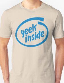 Geek Inside Unisex T-Shirt