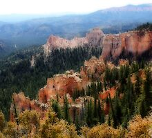 Bryce Canyon #3 by Chappy