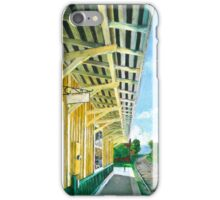Purcellville Train Station iPhone Case/Skin