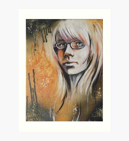 chelsea embers Art Print