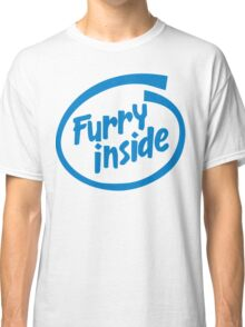 Furry Inside Classic T-Shirt