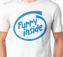 Furry Inside Unisex T-Shirt