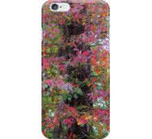 Fall Color Leaves iPhone Case/Skin