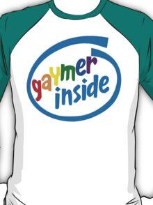 Gaymer Inside T-Shirt
