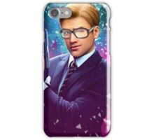 manners maketh man iPhone Case/Skin