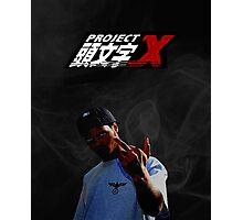 Xavier Wulf Project X Photographic Print
