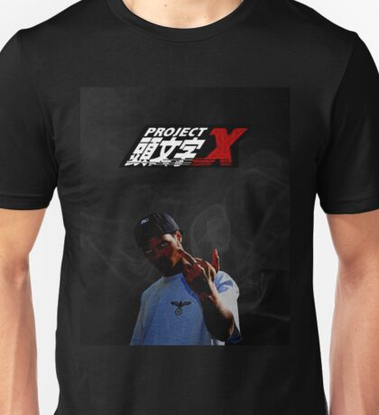 Xavier Wulf Project X Unisex T-Shirt