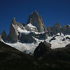 Mount Fitzroy by naturalnomad