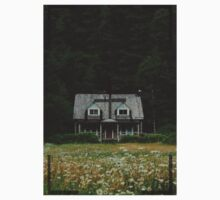 Little house in the woods One Piece - Short Sleeve
