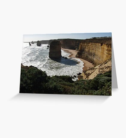 The Twelve Apostles - Victoria, Australia Greeting Card