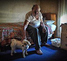 Man's Best Friend! by JaninesWorld