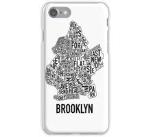 brooklyn iPhone Case/Skin