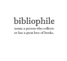 Bibliophile by bibliophilism