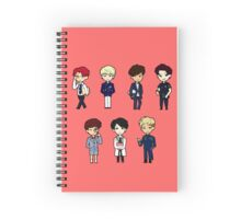 BTS - Dope/Sick Spiral Notebook