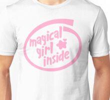 Magical Girl Inside Unisex T-Shirt