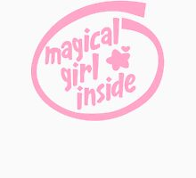 Magical Girl Inside Unisex T-Shirt