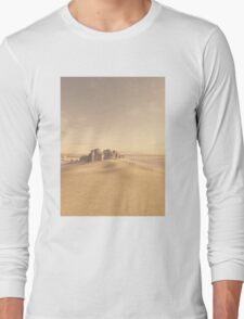 Swallowed by the Sand Long Sleeve T-Shirt