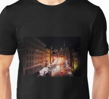 New York City - Night Unisex T-Shirt