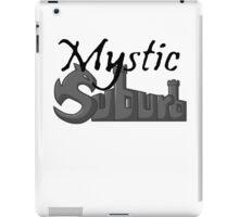 Mystic Suburb Logo iPad Case/Skin