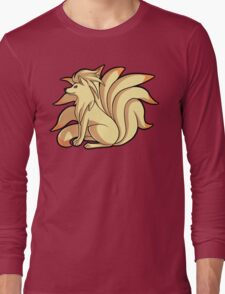 Ninetales Long Sleeve T-Shirt